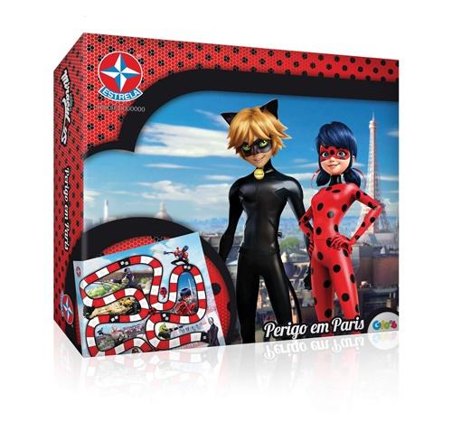 Jogo Perigo em Paris Ladybug - Estrela