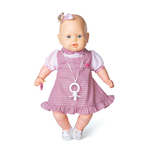 Boneca Bebezinho - Assortments 1- Estrela