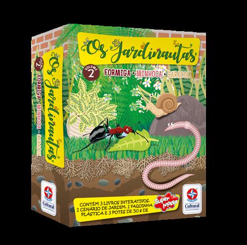 Livro Os Jardinautas Volume 2 - Estrela Cultural