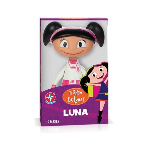 Boneca Luna Astronauta - Estrela