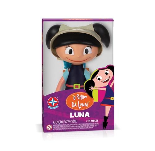 Boneca Luna Aventureira - Estrela