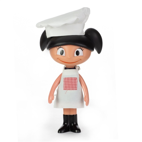 Boneca Luna Chef de Cozinha - Estrela