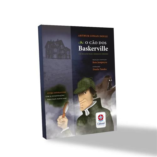 Livro O Cão dos Baskerville - Estrela Cultural