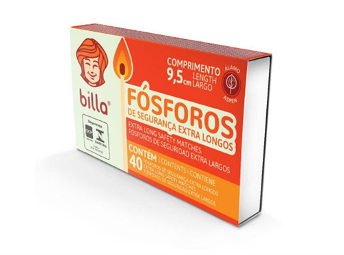 FOSFORO BILLA EXTRA LONGO
