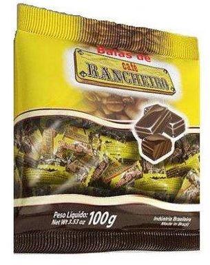 BALA RANCHEIRO CAFE 100 G