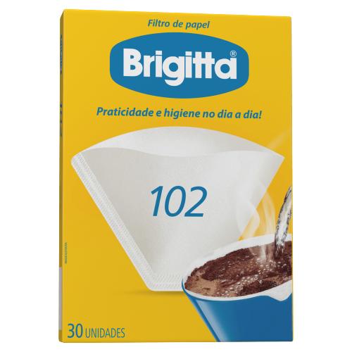 FILTRO DE PAPEL 102 BRIGITTA