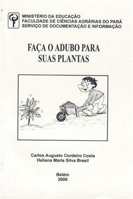 FAÇA O ADUBO PARA AS SUAS PLANTAS