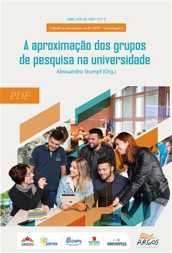 A aproximação dos grupos de pesquisa na universidade