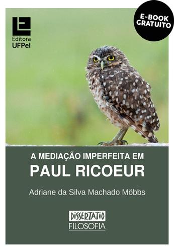 A mediação imperfeita em Paul Ricoeur (e-book)