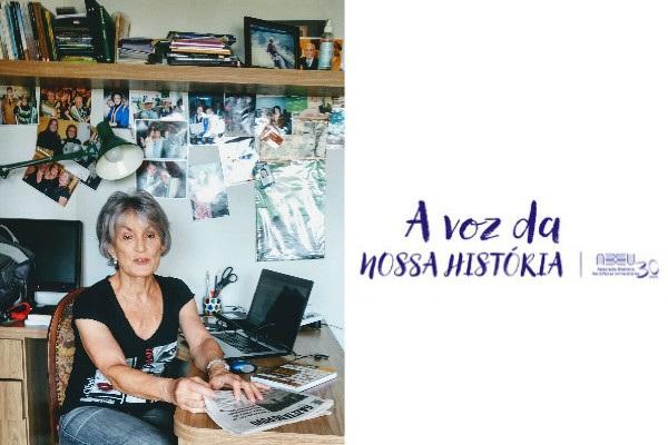 A Voz da Nossa História — Entrevista com Leilah Santiago Bufrem