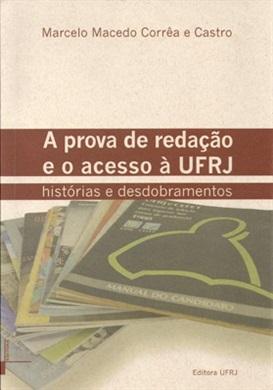 A prova de redação e o acesso à UFRJ