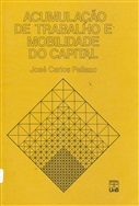 ACUMULAÇÃO DE TRABALHO E MOBILIDADE DO CAPITAL