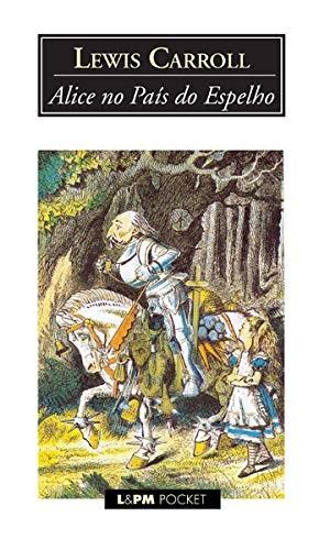 Alice no País do Espelho - Edição de bolso