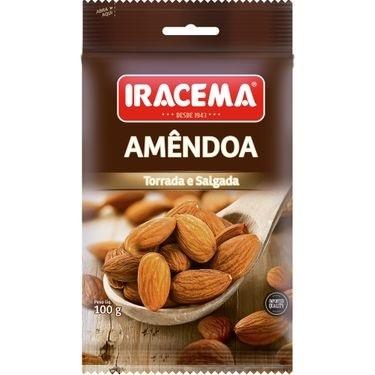 AMENDOA IRACEMA POUCH-24X100G