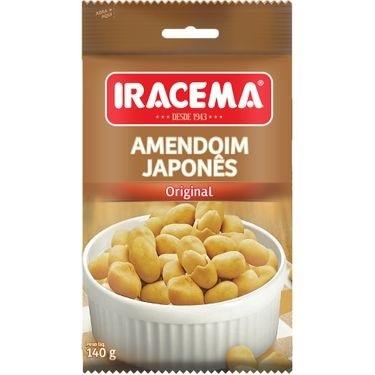 AMENDOIM JAPONES SH-12X140G
