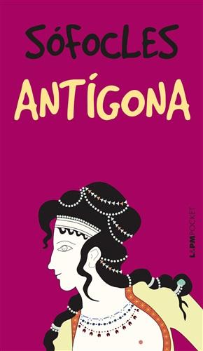 Antígona - Edição de bolso