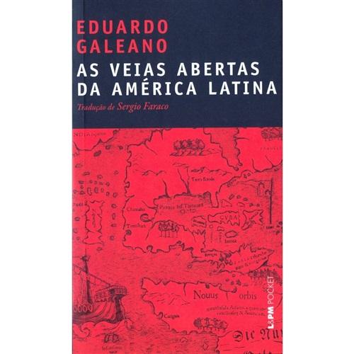 As veias abertas na América Latina - edição de bolso