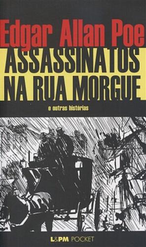 Assassinatos na Rua Morgue - Edição de Bolso