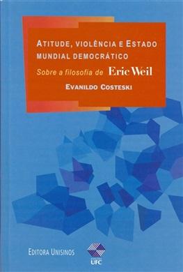Atitude, violência e estado mundial democrático