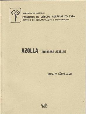 AZOLLA - ANABAENA AZOLLAE