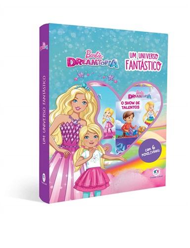 Barbie Dreamtopia - Um universo fantástico - 6 minilivros