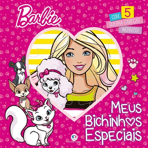 Barbie - Meus bichinhos especiais