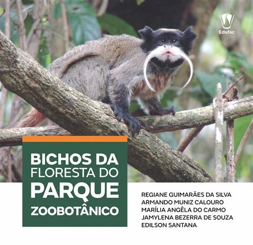 Bichos da floresta do Parque Zoobotânico
