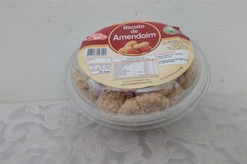 Biscoito de amendoim - Açúcar branco