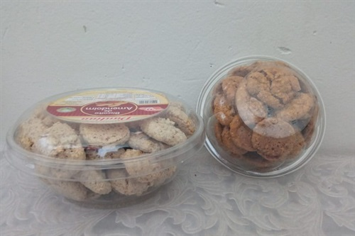 """Biscoito de amendoim """"Médio"""""""