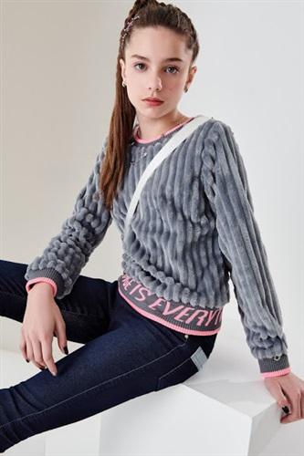 blusão em plusch