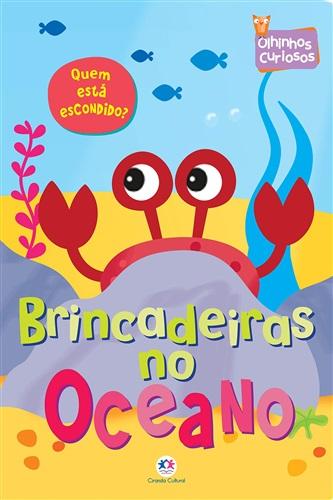 Brincadeiras no oceano: Quem está escondido?
