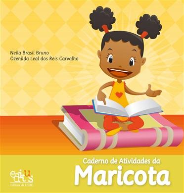Caderno de atividades da Maricota