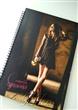 Caderno de lembranças aniversário de 15 anos