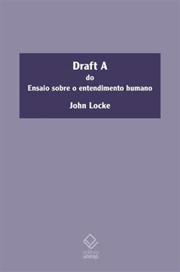 Draft A do Ensaio sobre o entendimento humano