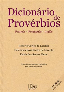 Dicionário de provérbios - 2ª edição