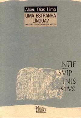 Uma estranha língua?