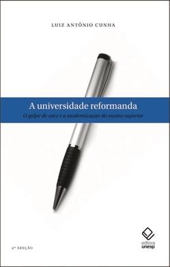 A universidade reformanda – 2ª edição