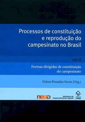 Processos de constituição e reprodução do campesinato no Brasil – Vol. II