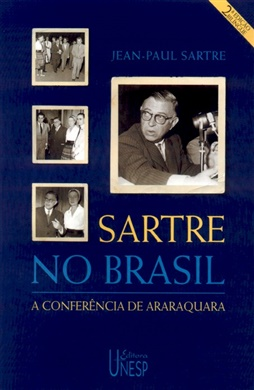 Sartre no Brasil - 2ª edição - bilíngue