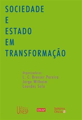 Sociedade e Estado em transformação