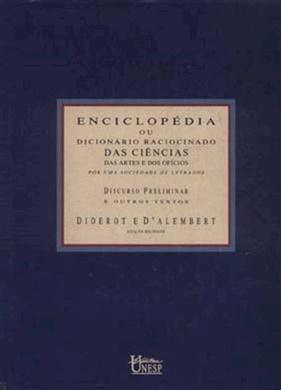 Enciclopédia ou dicionário raciocinado