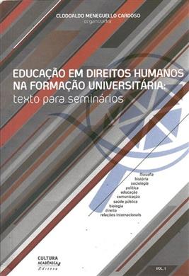 Eduação em direitos humanos na formação universitária