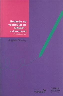 Redação no vestibular da Unesp: A dissertação