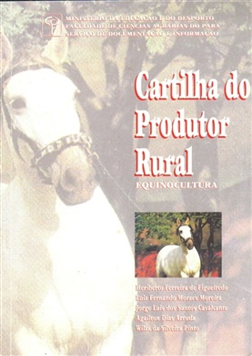 CARTILHA DO PRODUTOR RURAL - EQUINOCULTURA