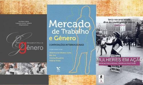 Catálogo Universitário: No mês de luta das mulheres, livros sobre estudos de gênero