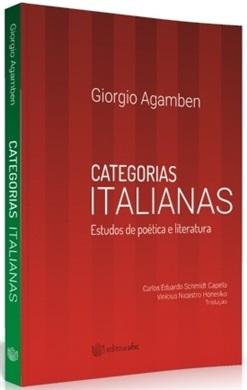 CATEGORIAS ITALIANAS: ESTUDOS DE POÉTICA E LITERATURA
