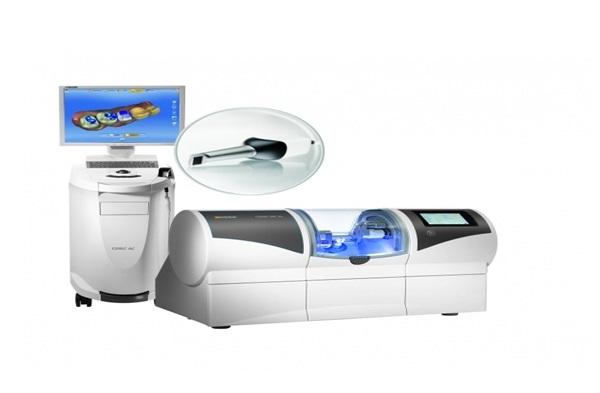 Clínica Integrada Quilombo oferece maior praticidade ao cliente com o sistema CAD/CAM