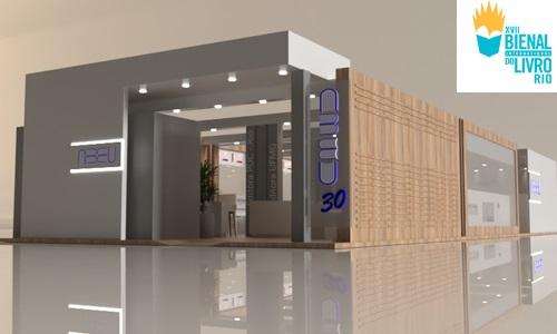 Confira a programação do estande da ABEU na Bienal do Livro do Rio de Janeiro