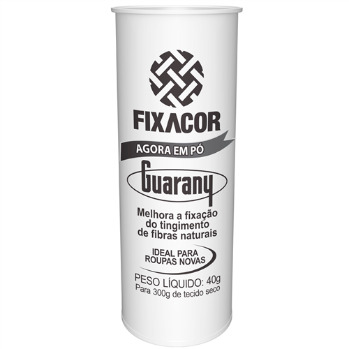 CORANTE GUARANY FIXACOR  | PACOTE  C/ 1X6 | EAN 7891988002062
