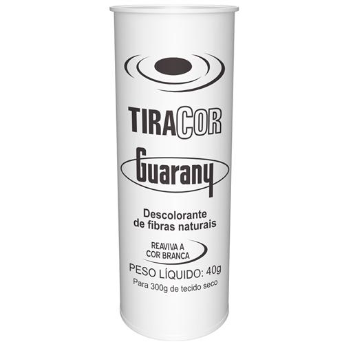 CORANTE GUARANY TIRACOR    PACOTE  C/ 1x6